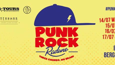 Punk Rock Raduno (BG): la lineup definitiva!
