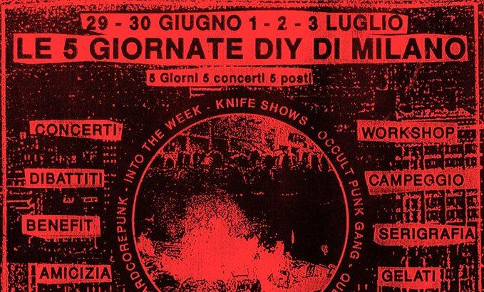 Le 5 Giornate DIY di Milano