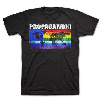 Propagandhi per il sociale: t-shirt a scopo benefico per la comunità LGBT2SQ!