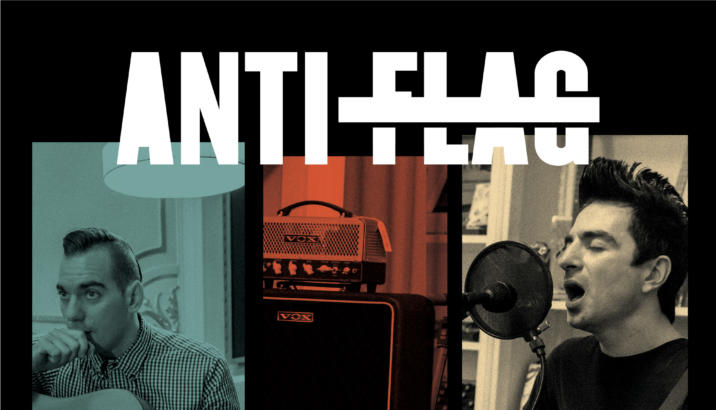 ANTI-FLAG: Ep speciale per Amnesty international!