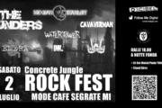 Arriva il Concrete Jungle Rock Fest