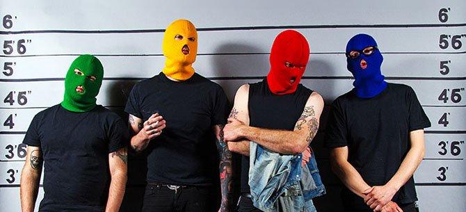 Masked Intruder: online un altro nuovo brano!