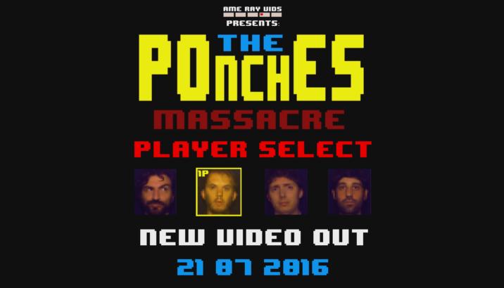 """The Ponches: video per il brano """"UVB-76""""!"""