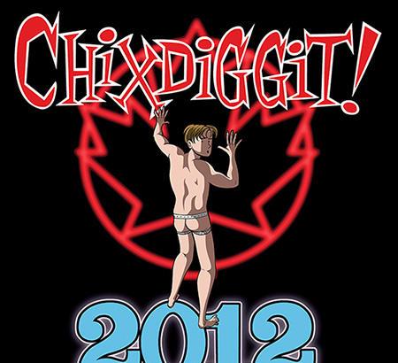 Nuovo album per i CHIXDIGGIT!