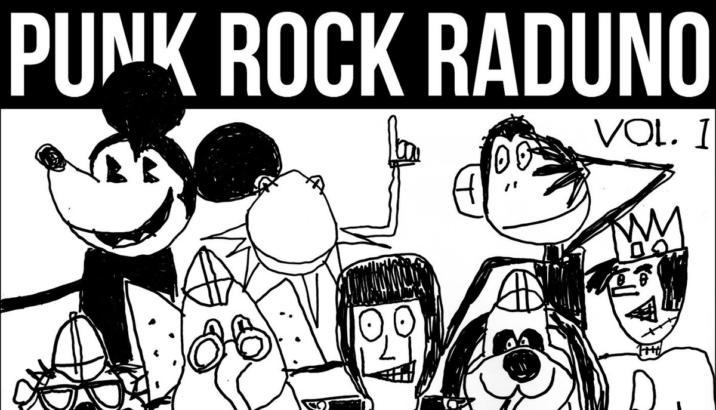 Disponibile online la compilation della prima edizione del Punk Rock Raduno!
