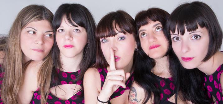 """On line il nuovo video delle THE CLEOPATRAS: """"Pazzo"""""""