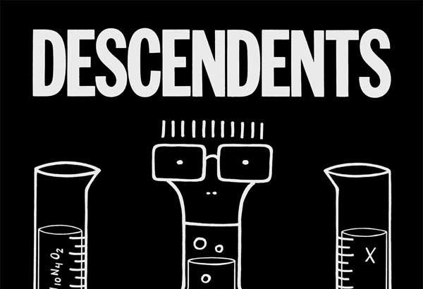 """Without Love"" è il nuovo singolo dei Descendents!"