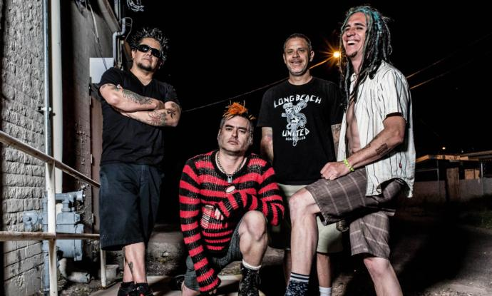 "Nuovo album per i NOFX: ""First Ditch Effort"" – Streaming del singolo ""Six Years on Dope"""