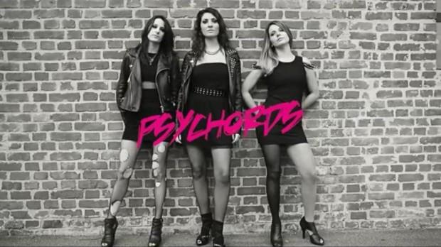 Il punk made in Italy delle Psychords al Rebellion Festival di Blackpool, UK