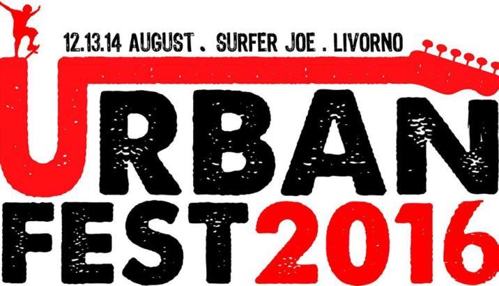 Tra poco la tre giorni dell'URBAN FEST a Livorno