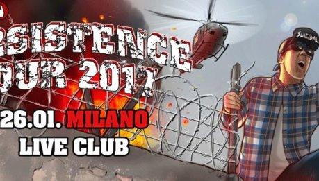 Clicca e vinci poster e biglietto per l'EMP PERSISTENCE TOUR