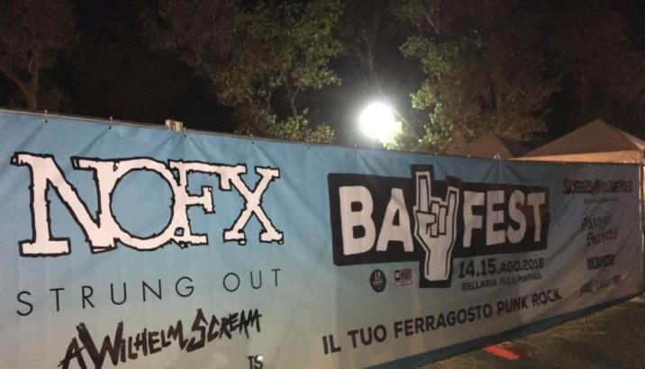 BAY FEST: settimana prossima live report & gallery