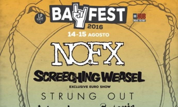 BAY FEST, 14-15/8/2016, Bellaria Igea Marina
