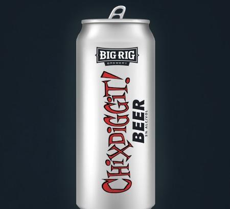 i Chixdiggit celebrano il loro 25° anniversario con una birra ad edizione limitata, la CHIXDIGGIT BEER
