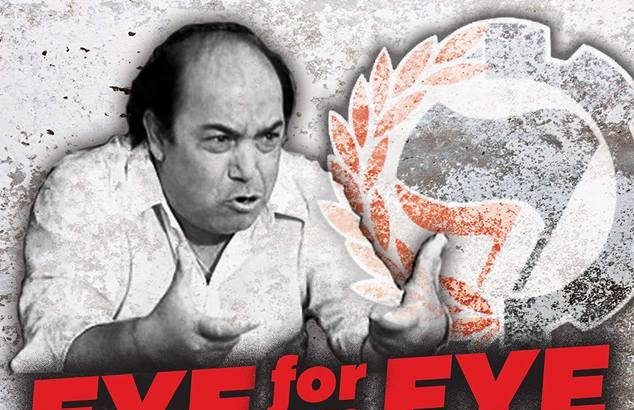 EYE FOR AN EYE – BENEFIT ANTIFA FEST (Ex-Caserma liberata, 29/10/16, Bari)