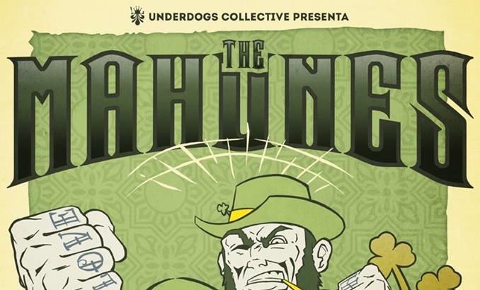 THE MAHONES .. il 30 Ottobre!