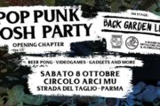 POP PUNK MOSH PARTY : OPENING CHAPTER