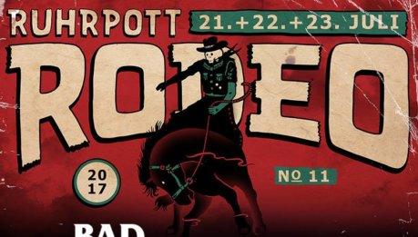 Ruhrpott Rodeo: i primi nomi!