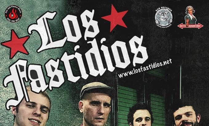 Los Fastidios: North Europe 25 Years tour