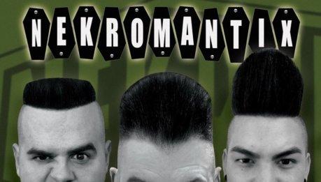 Necromantix i dettagli del nuovo album e nuovo pezzo in streaming