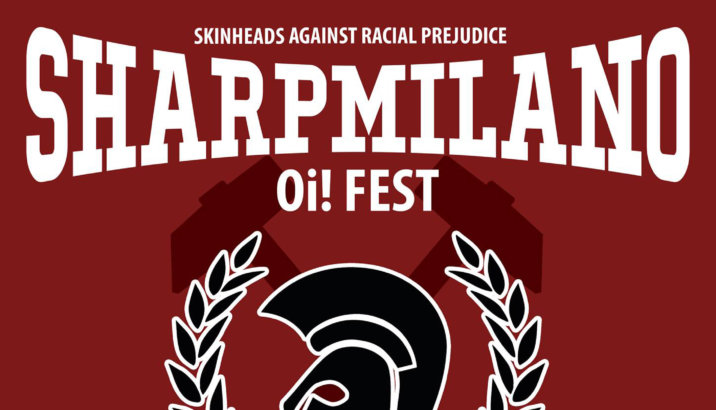 SHARP Milano OI! Fest!
