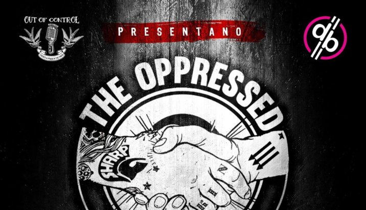 THE OPPRESSED -unica data italiana- (29/10 Decibel, Magenta)