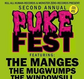 Annunciata la line-up del Puke Fest!