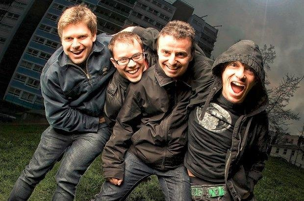"Chixdiggit: in streaming il nuovo album ""2012""!"