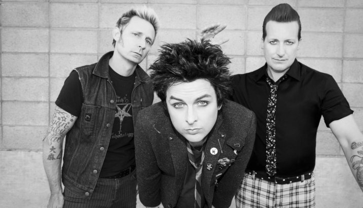 Green day: ascolta Revolution Radio