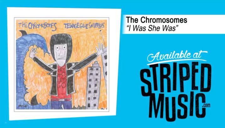 Chromosomes e Teenage Gluesniffers split 7