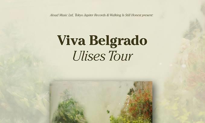 """Ulisses"" riporta gli spagnoli VIVA BELGRADO in Italia"