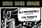 Punk Rock night con Gli Impossibili e The Ferrets