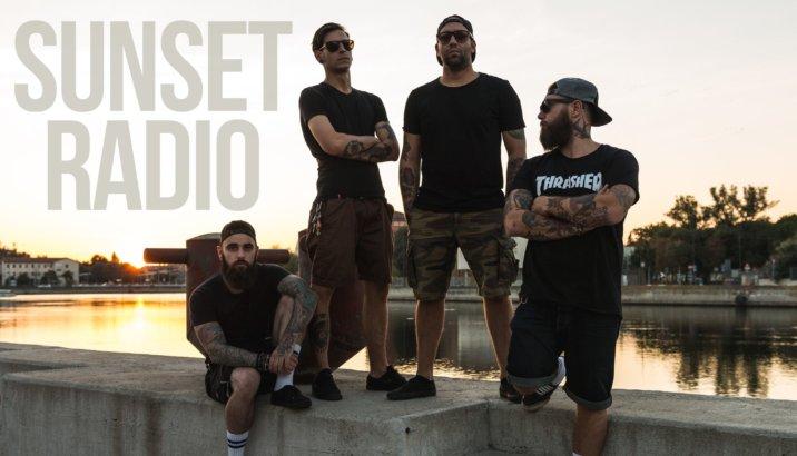 """""""Surrounded"""" nuovo singolo per i SUNSET RADIO"""