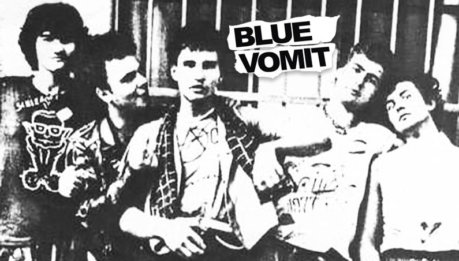 BLUE VOMIT