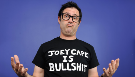 Joey Cape: rilasciato album di brani dei Lagwagon in chiave acustica!