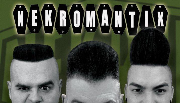 Necromantix: intero album in streaming