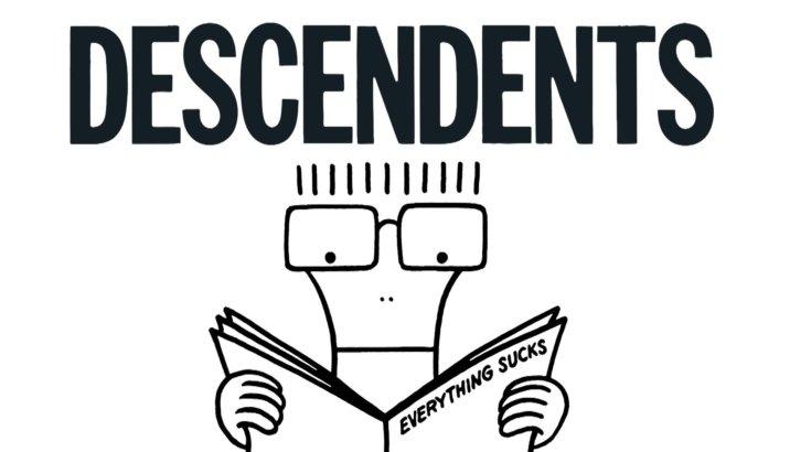 "Descendents: video per ""On Paper""!"