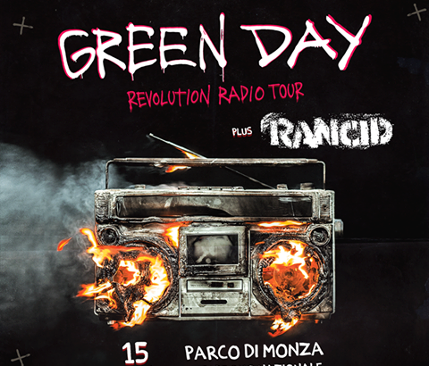 I-Days Festival con Rancid e Green Day