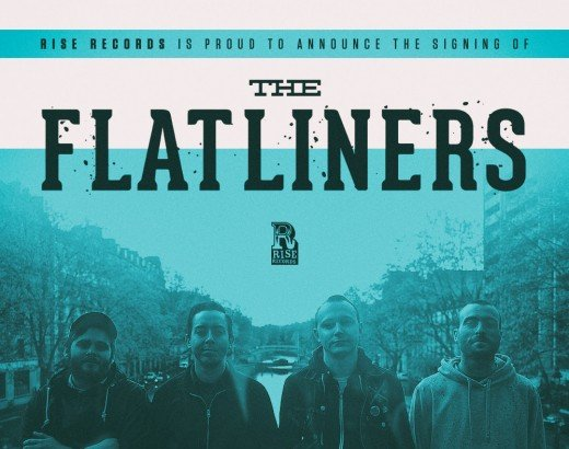 I FLATLINERS firmano per la Rise Records