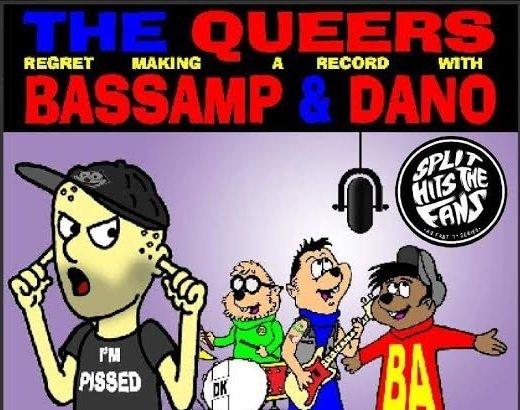 """I THE QUEERS annunciano l'uscita di una serie di split 7″ dal titolo: """"Split Hits The Fans"""""""