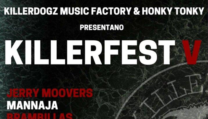 Killerfest V: epifania all'Honky Tonky!