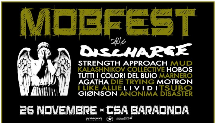 MOBFEST 2016 (C.S.A. Baraonda, 26/11/16)