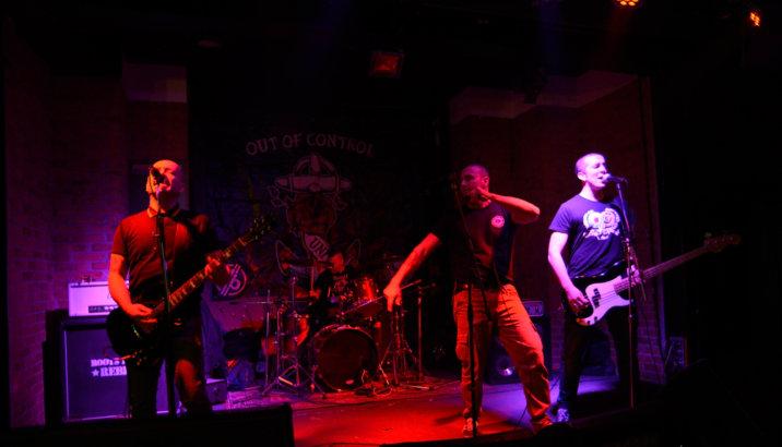 Un assaggio del disco dei Riot Clan