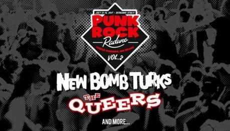 NEW BOMB TURKS al Punk Rock Raduno
