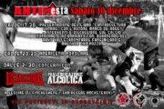 ANTIFESTA 20 ANNI +1: Ribell in ogni settore al Baraonda (9/10/11 dicembre, Segrate)