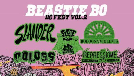 BastieBO #v.2 (07/01/17 Laboratorio Crash, Bologna)