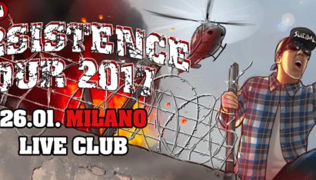 EMP PERSISTENCE TOUR: la tappa Italiana è sempre più vicina !