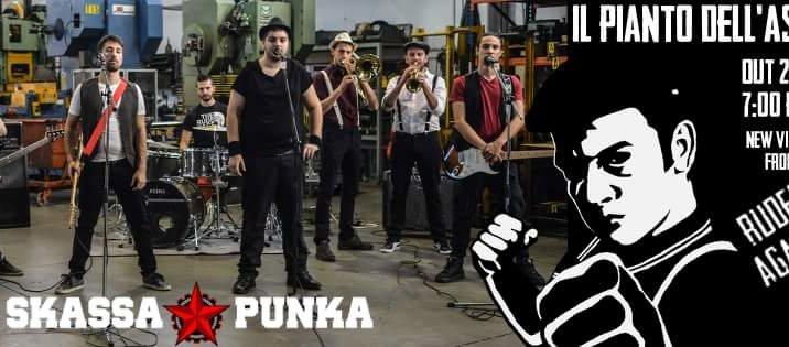 Fuori il primo pezzo (con video) del nuovo disco degli Skassapunka!!!