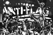 Gli ANTI-FLAG annunciano l'uscita di un doppio LP live