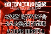 Kids on the Streets Vol. 1 (14/01/17 C.S.O.A. Pinelli, Genova)